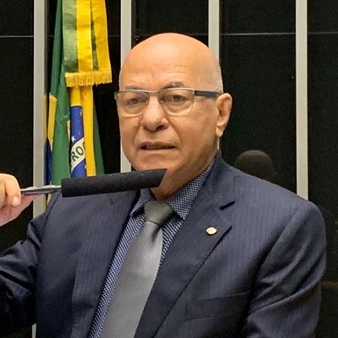 Deputado PROFESSOR ALCIDES